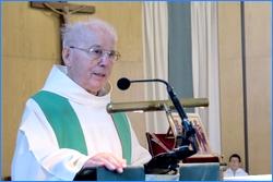 Au revoir et merci Père Joseph le 2 Oct 2016