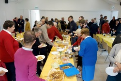 Repas paroissial de la fête patronale 08 oct 2017